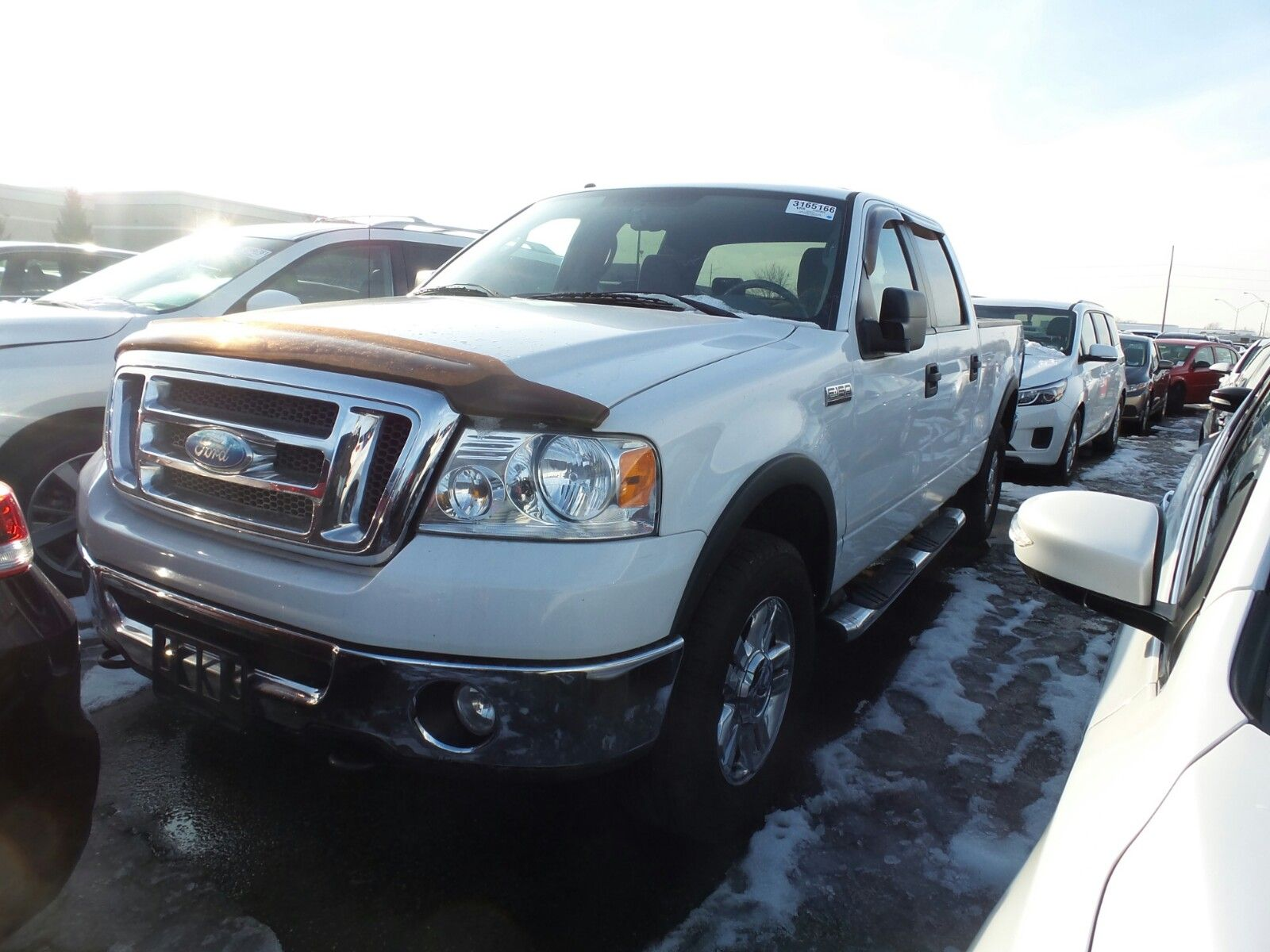 2008 Ford F150 4x4 Cr Specifications And Details For Vin Cruise Control 1ftpw14v38fc34778