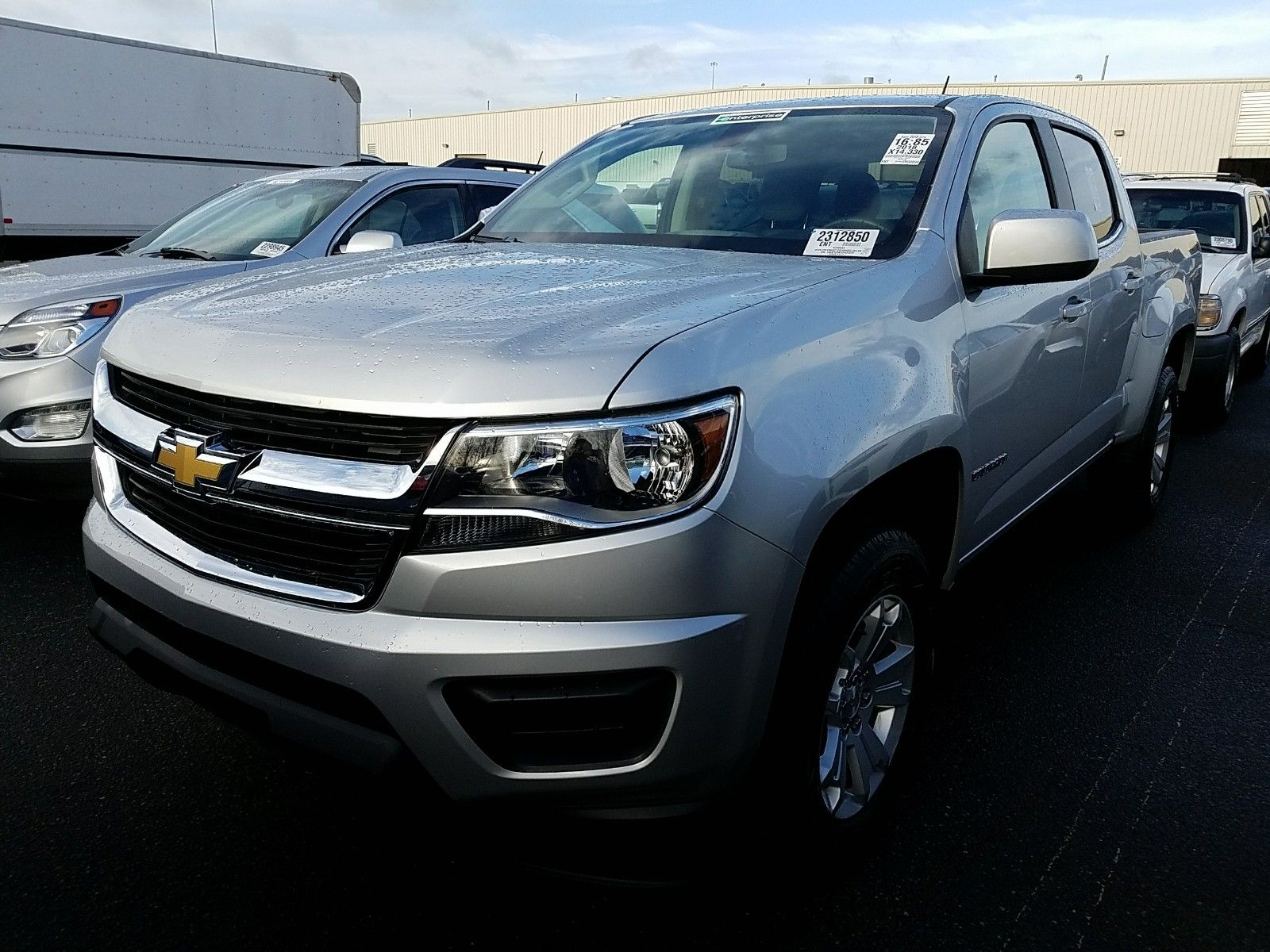 2018 CHEVROLET COLORADO Crew Cab - Used Car Auction - Car