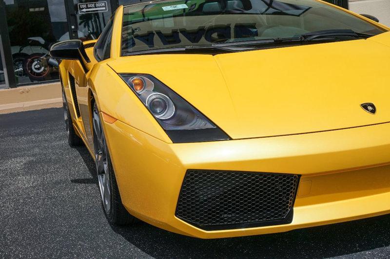 2006 Lamborghini Gallardo Used Car Auction Car Export Auctionxm