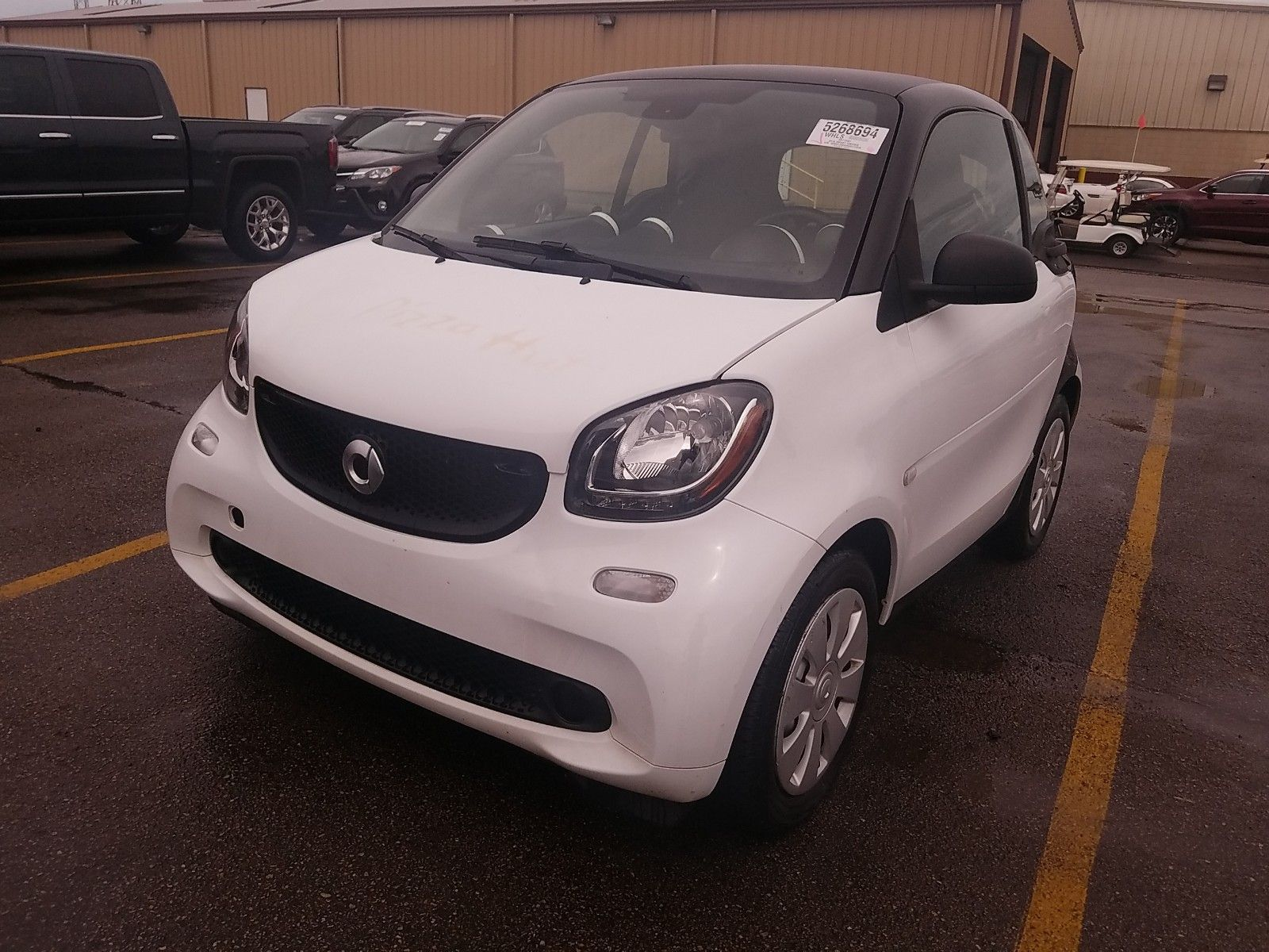 Used Car Auction Export Auctionxm Smart Fuel Filter Location 2016 Fortwo Passion