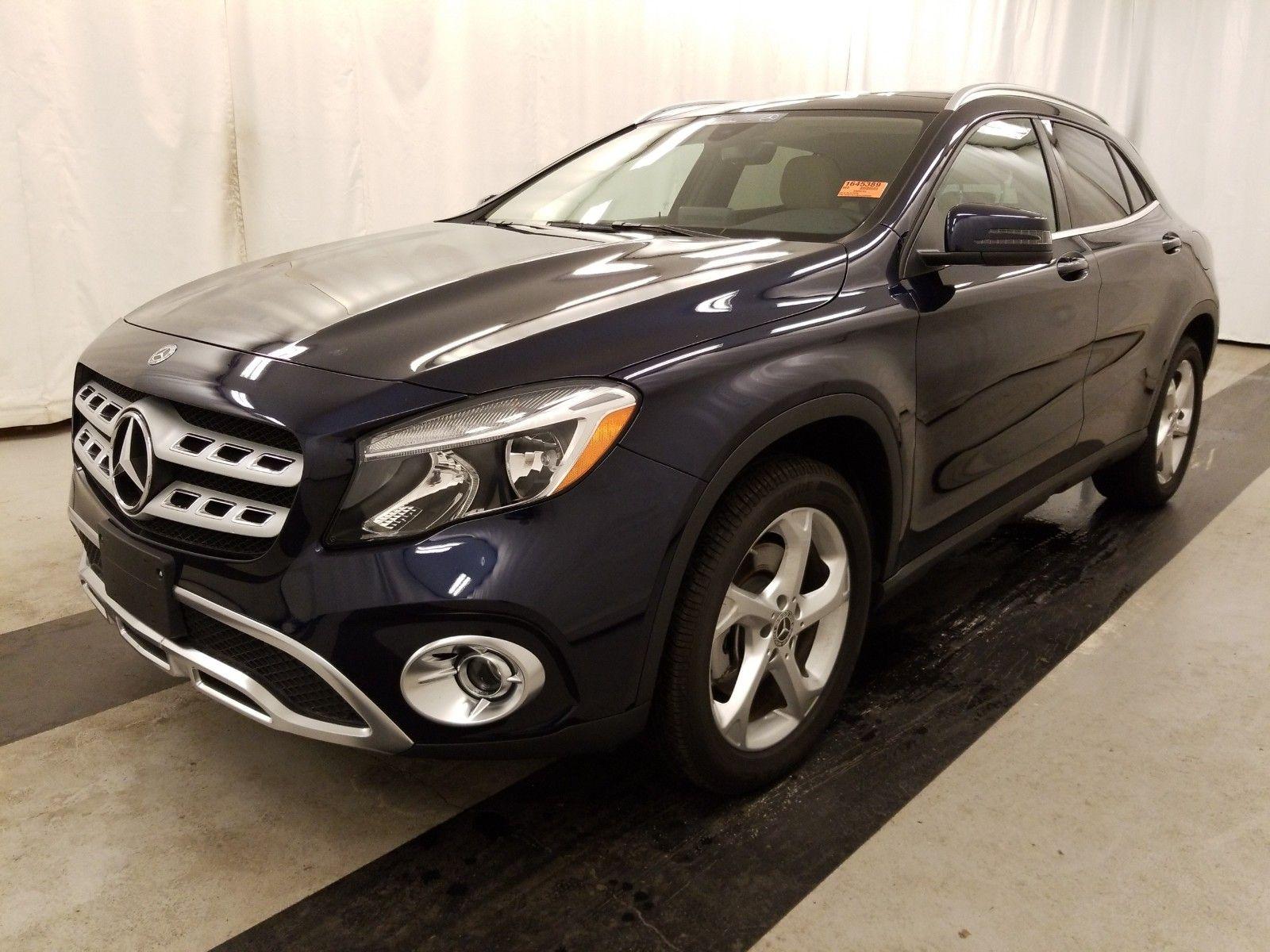 2018 Mercedes-benz Gla 2.0. Lot 99912027335 Vin WDCTG4EB8JJ395688