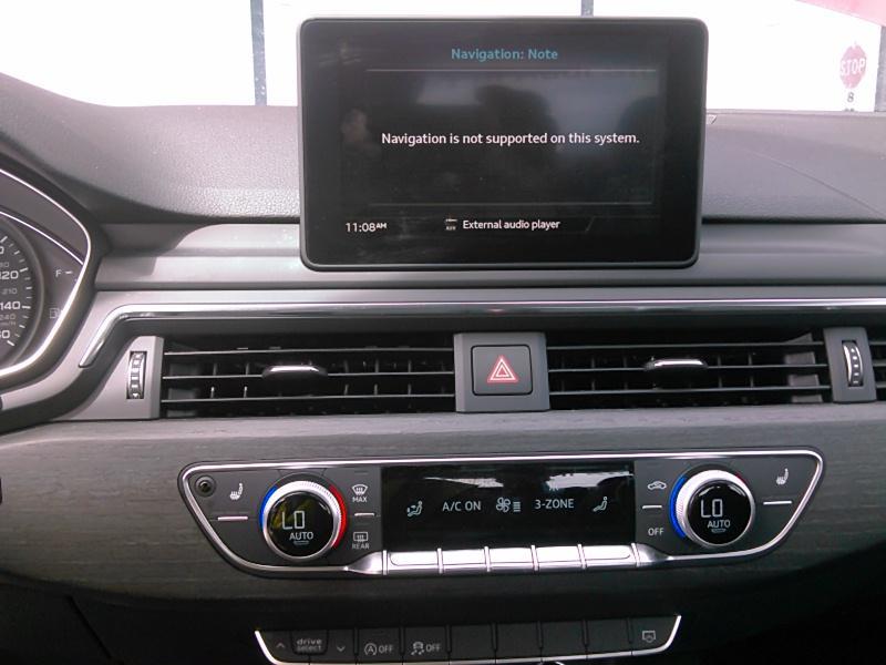 2018 AUDI A4 Sedan - Used Car Auction - Car Export   AuctionXM