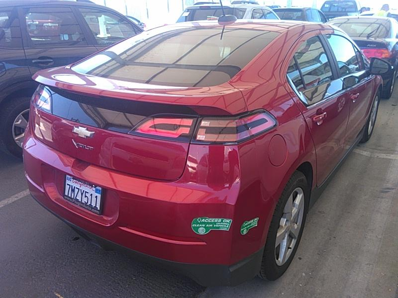 2015 Chevrolet Volt - Fair Car Ownership