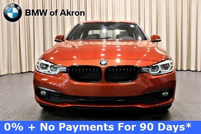 Купить 2018 BMW 3 SERIES 320I XDRIVE БУ  Продажа авто с аукциона США