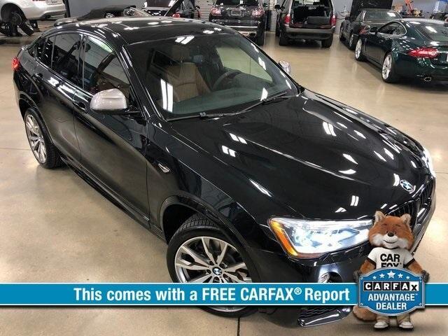Купить 2016 BMW X4 M40I БУ  Продажа авто с аукциона США, с