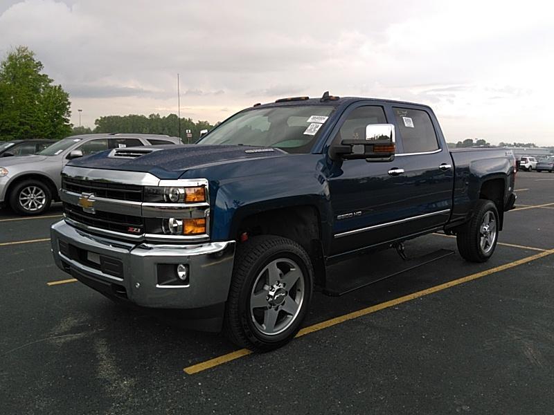 2018 Chevrolet Silverado . Lot 99913653443 Vin 1GC1KWEY7JF285150