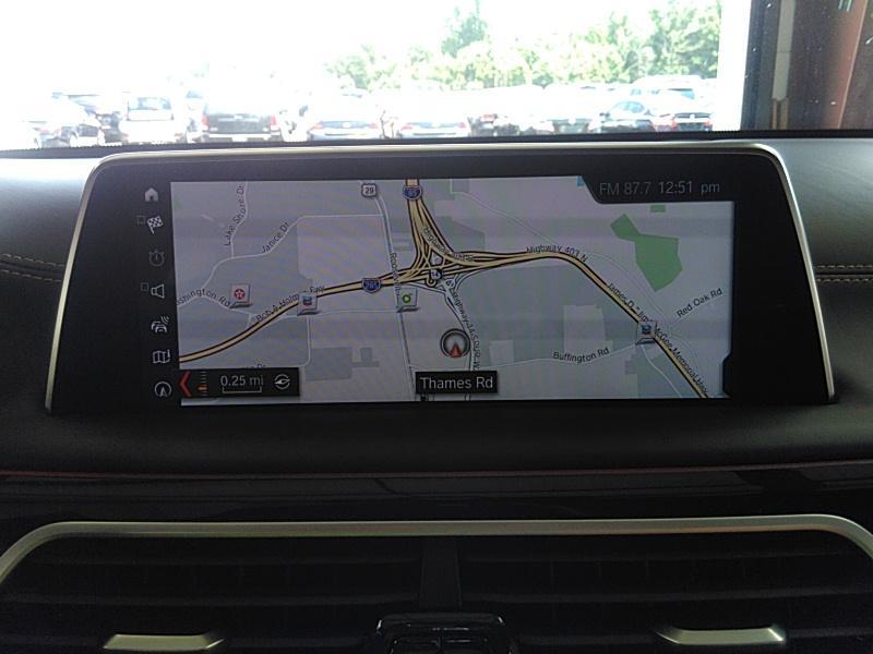 Купить 2018 BMW 750I 750I БУ  Продажа авто с аукциона США, с
