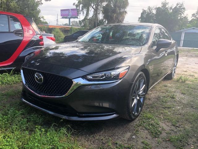 2018 Mazda6 . Lot 999185835610 Vin JM1GL1VM2J1307320