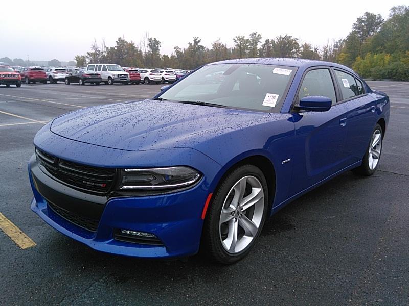 2018 Dodge Charger 5.7. Lot 99913496392 Vin 2C3CDXCT2JH253211