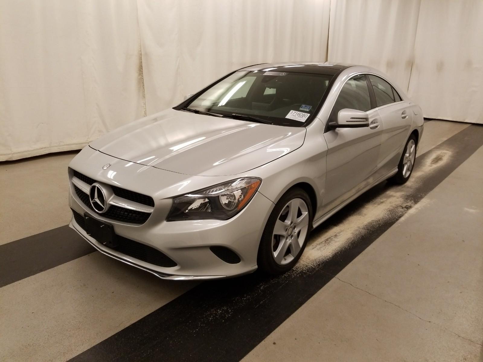 2017 Mercedes-benz Cla 2.0. Lot 99912175937 Vin WDDSJ4EB4HN463285