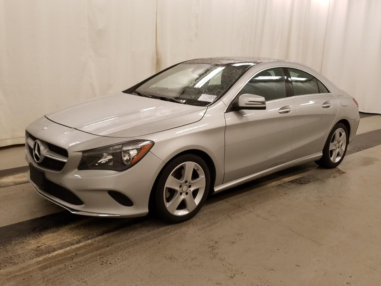 2017 Mercedes-benz Cla 2.0. Lot 99912175963 Vin WDDSJ4EB4HN465666
