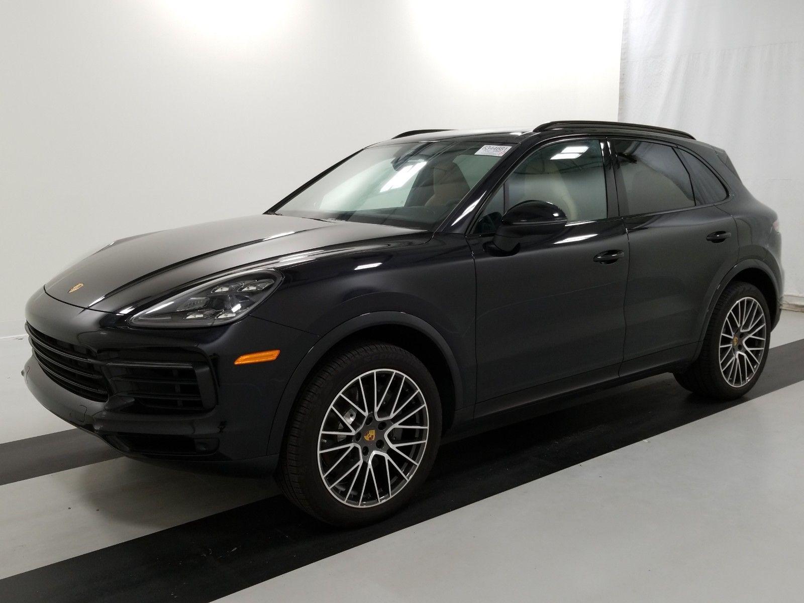 2019 Porsche Cayenne 2.9. Lot 99920814912 Vin WP1AB2AYXKDA64281