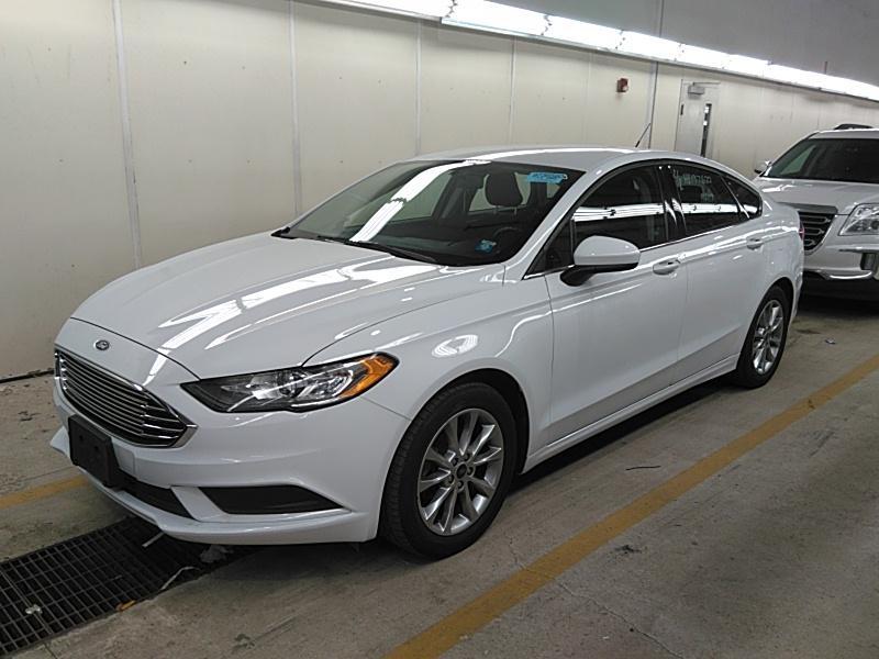 2017 Ford Fusion 2.5. Lot 99911943753 Vin 3FA6P0H76HR197622