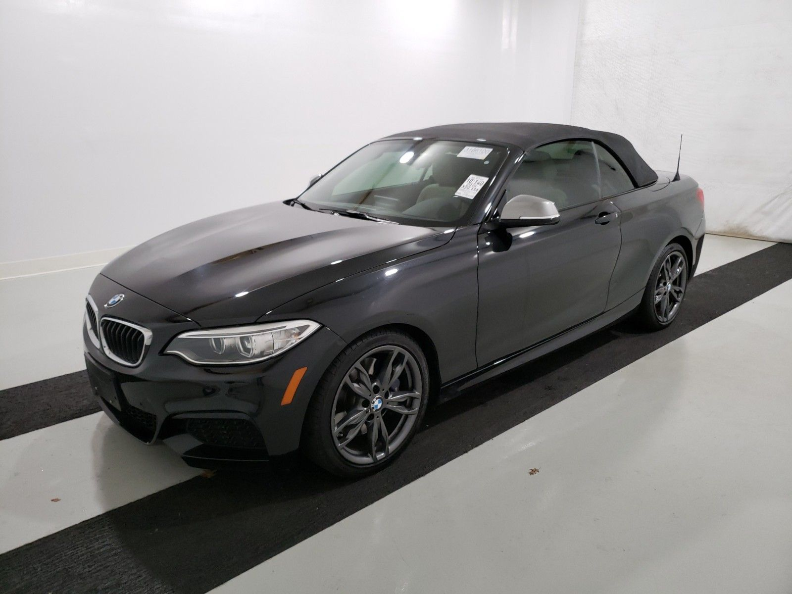 2016 BMW M235ix 3.0. Lot 99913763597 Vin WBA1M5C50GV326596