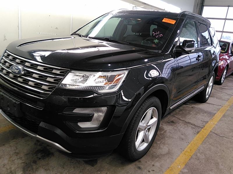 2017 Ford Explorer 3.5. Lot 99911945918 Vin 1FM5K8D85HGB75650