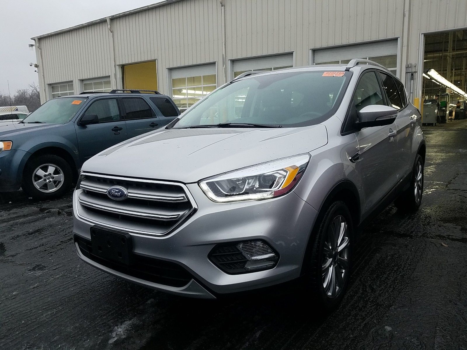 2017 Ford Escape 1.5. Lot 99911946326 Vin 1FMCU9JD7HUC30481