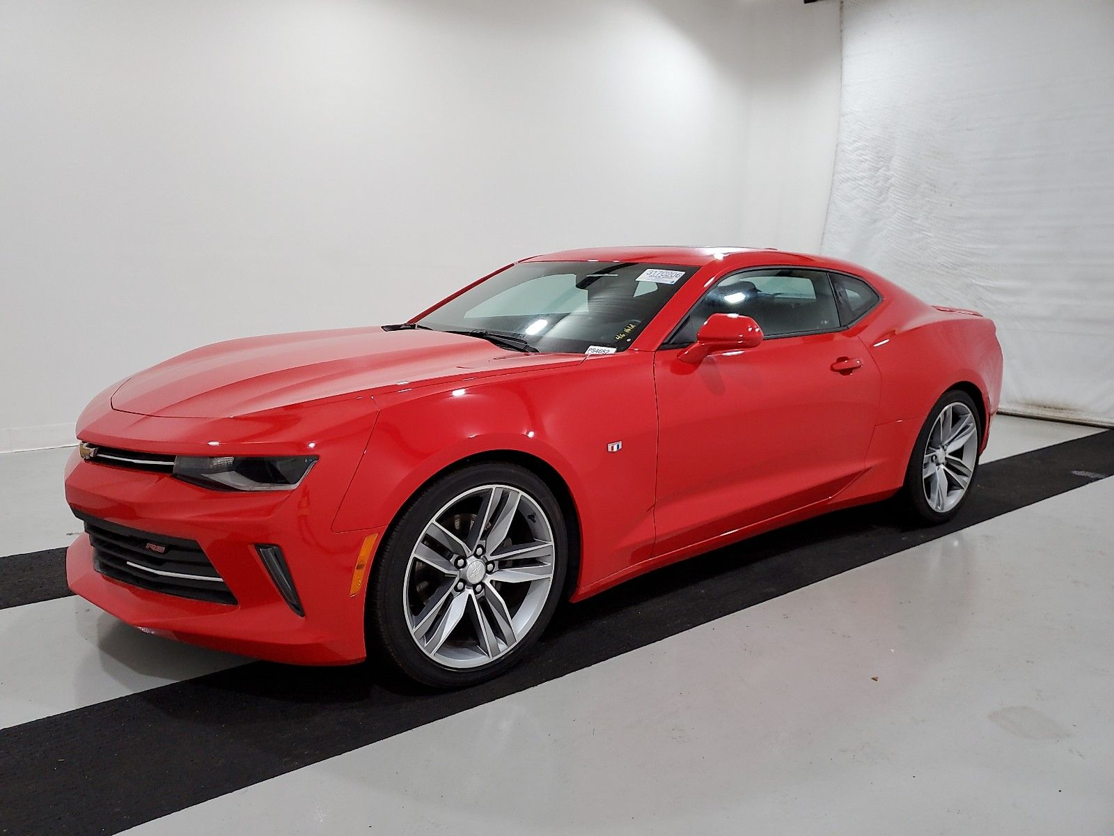 2018 Chevrolet Camaro 3.6. Lot 99913769701 Vin 1G1FB1RS2J0173415