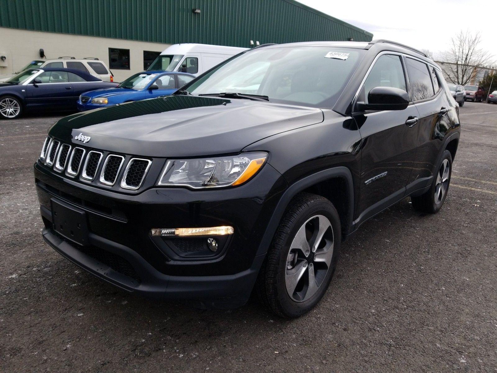 2018 Jeep Compass 2.4. Lot 99911642340 Vin 3C4NJDBB0JT175653