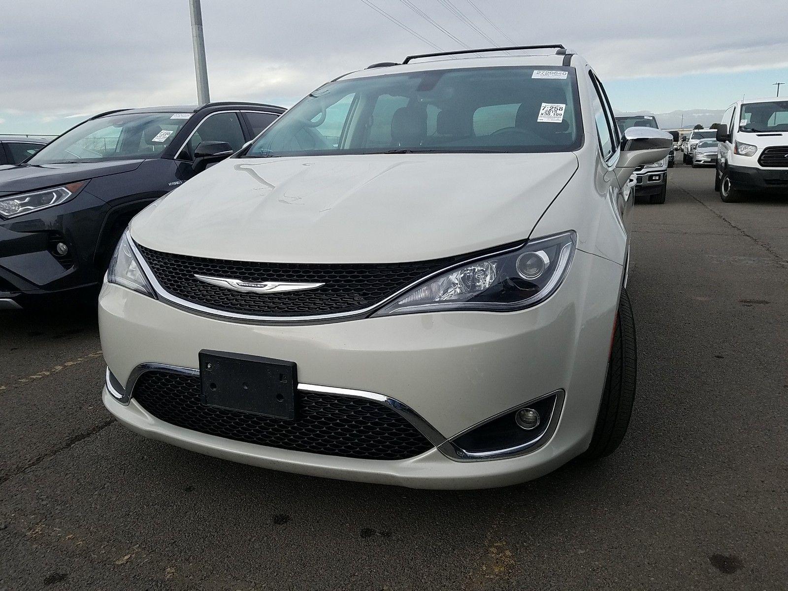 2019 Chrysler Pacifica 3.6. Lot 99913205194 Vin 2C4RC1GG0KR702108