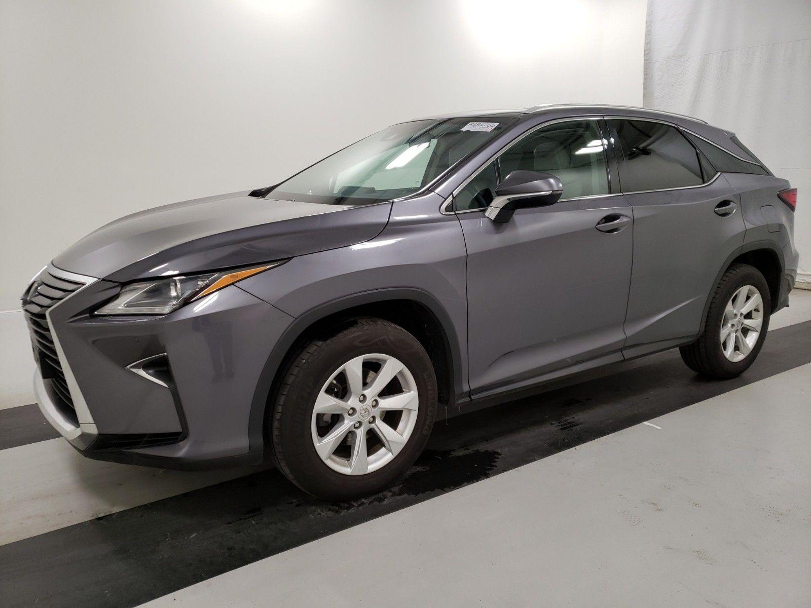 2017 Lexus Rx 3.5. Lot 99921010654 Vin 2T2BZMCA4HC070558