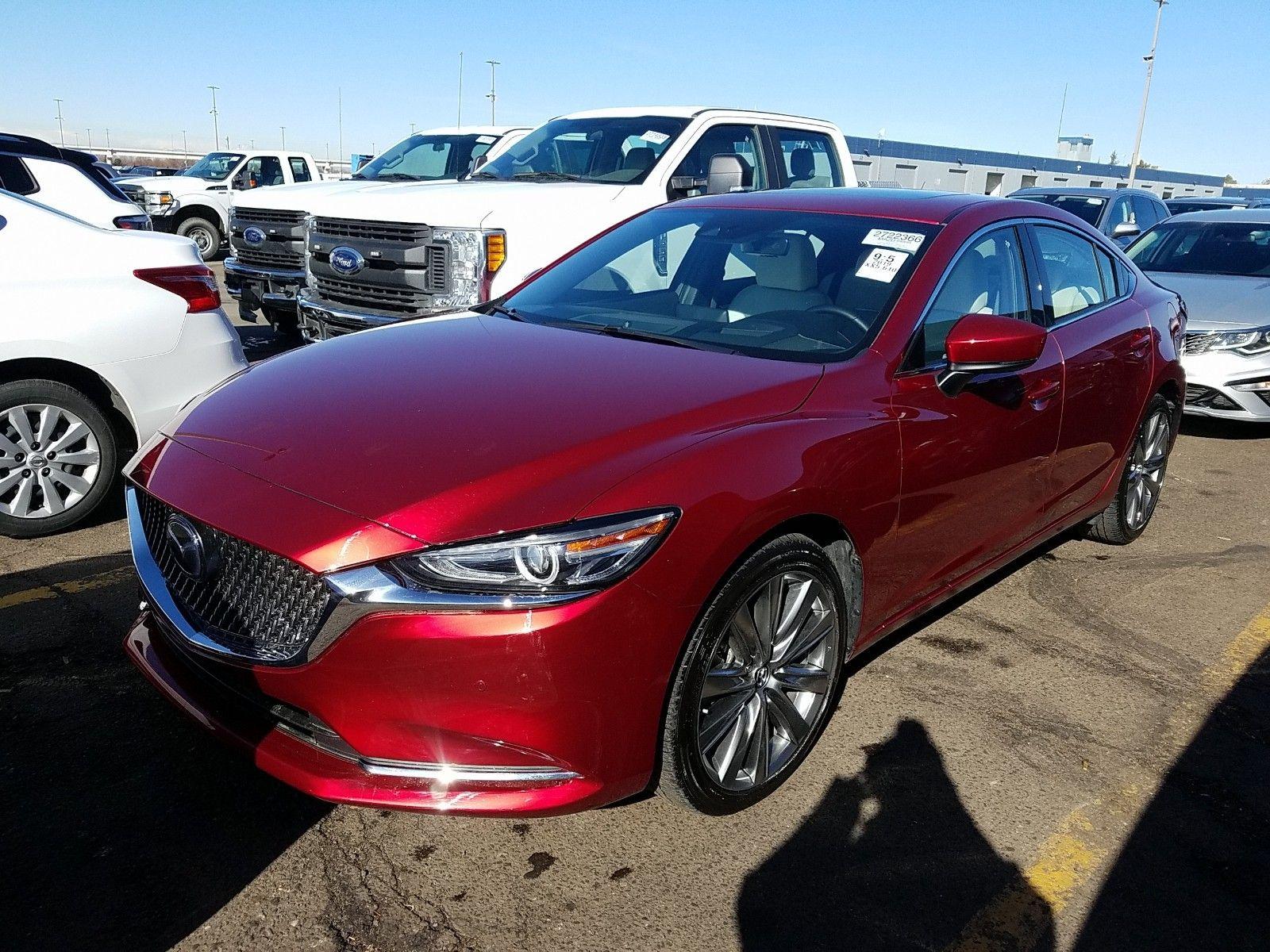 2019 Mazda6 2.5. Lot 99913194670 Vin JM1GL1XY0K1501216