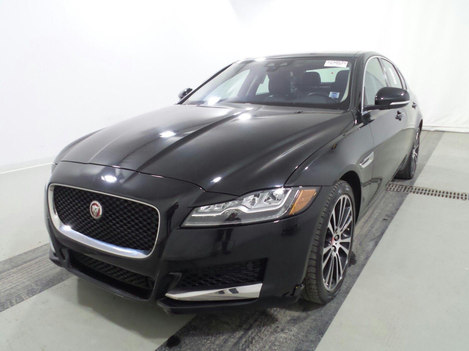 2017 Jaguar Xf 3.0. Lot 9994550919 Vin SAJBK4BVXHCY28555