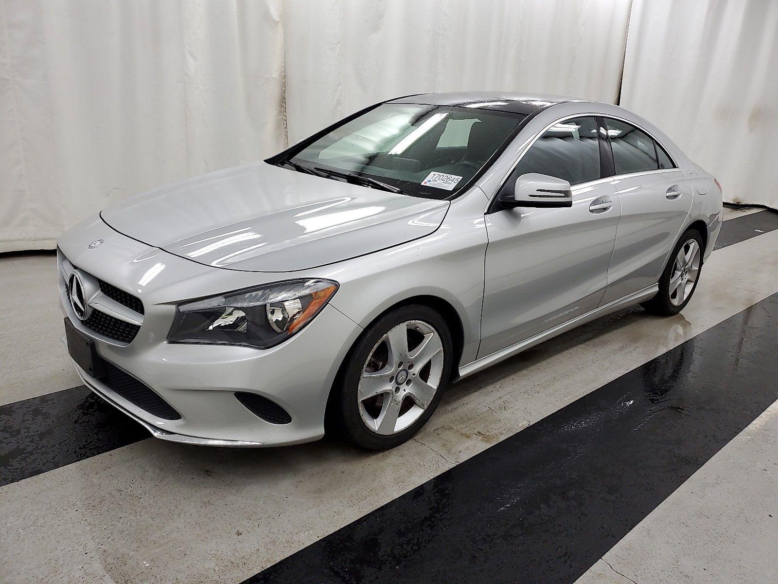 2017 Mercedes-benz Cla 2.0. Lot 99912131178 Vin WDDSJ4EB9HN463721