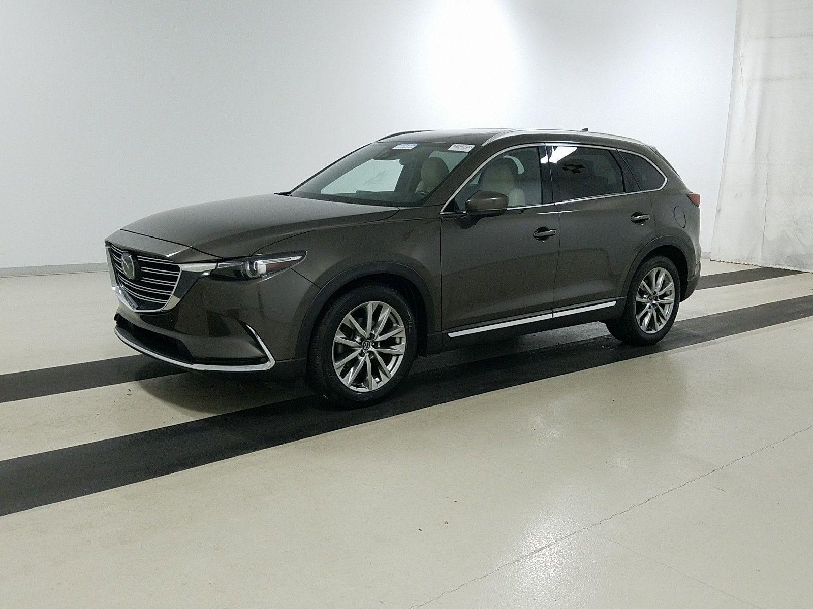 2017 Mazda Cx-9 2.5. Lot 99915795878 Vin JM3TCADY7H0133092