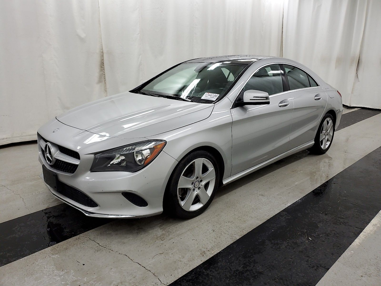 2018 Mercedes-benz Cla 2.0. Lot 99912200853 Vin WDDSJ4EBXJN508476