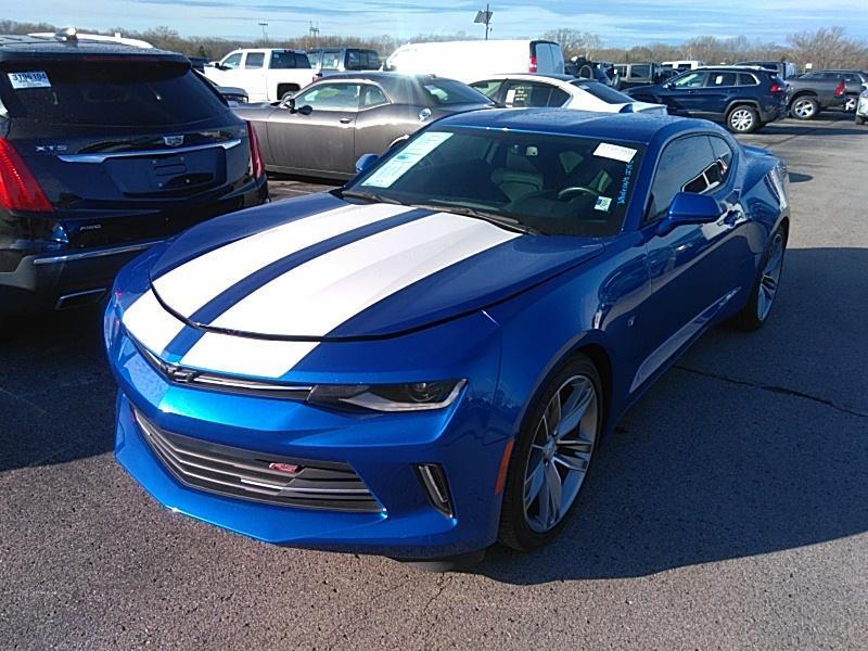 2018 Chevrolet Camaro 3.6. Lot 99913814950 Vin 1G1FD1RS0J0113319