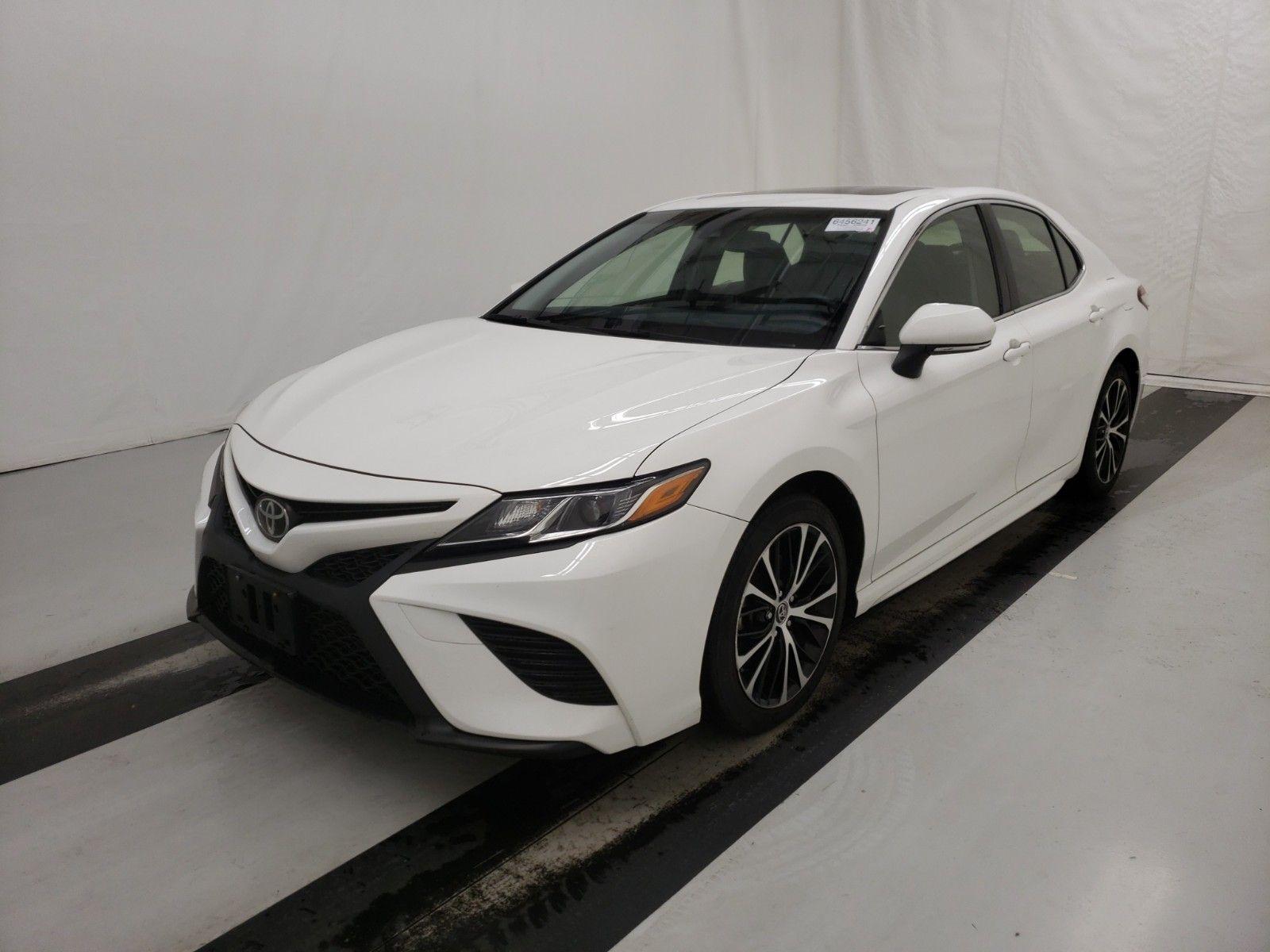 2018 Toyota Camry 2.5. Lot 99921012197 Vin JTNB11HK7J3000588