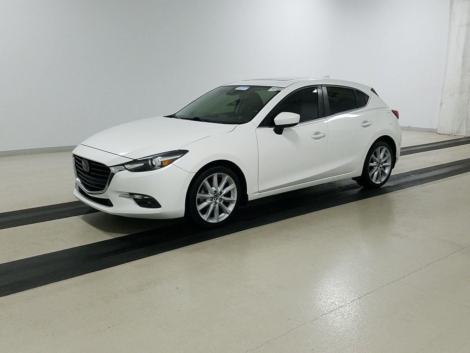 2017 Mazda3 2.5. Lot 99915808610 Vin 3MZBN1M34HM129868