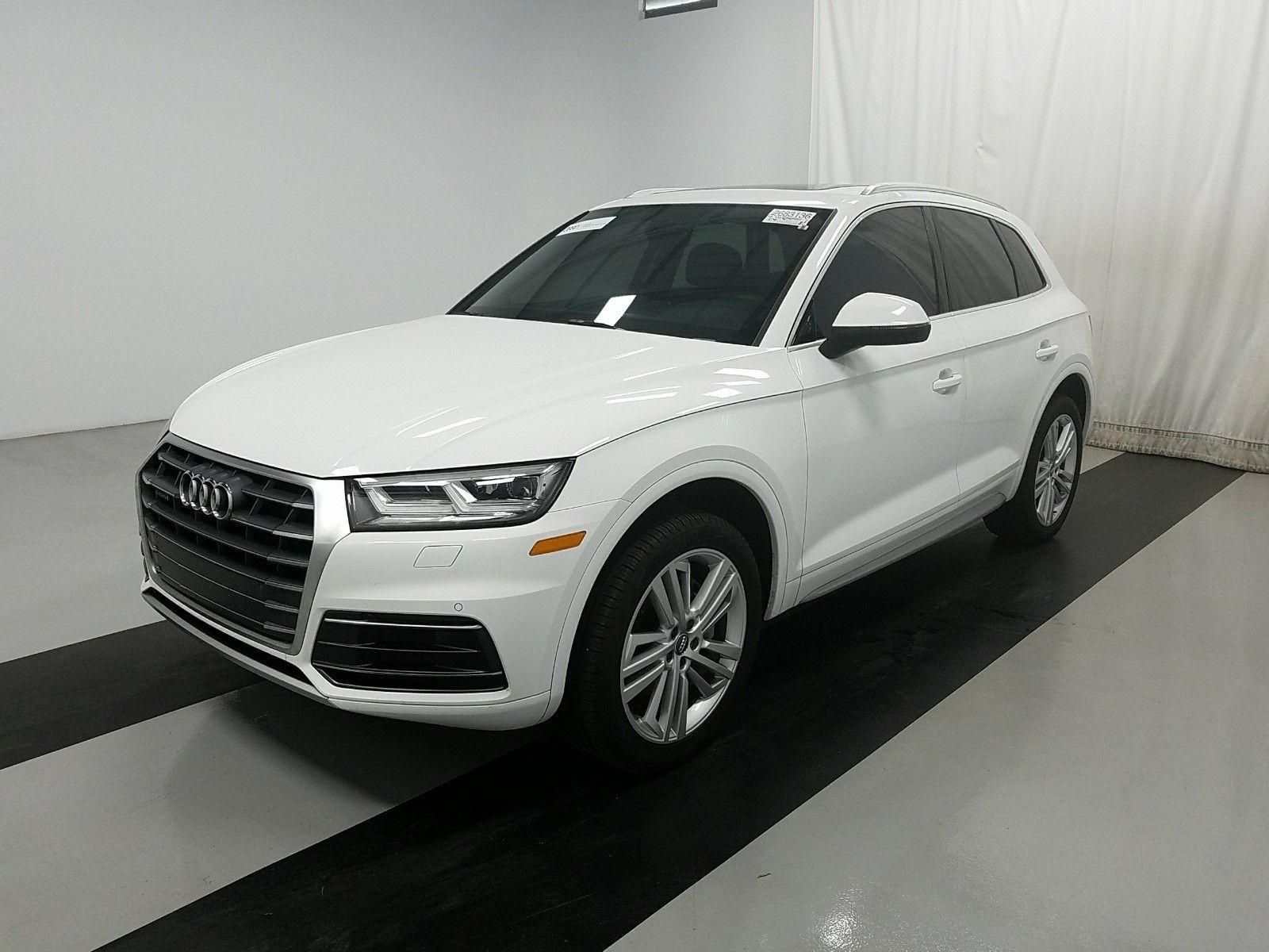 2018 Audi Q5 2.0. Lot 99914038748 Vin WA1BNAFY0J2010492