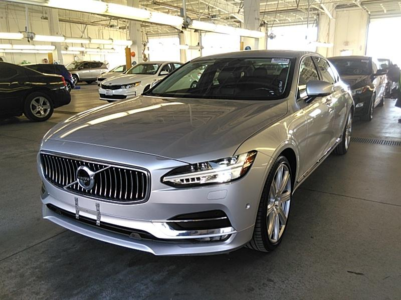 2018 Volvo S90 2.0. Lot 99913312080 Vin LVY992ML5JP017598