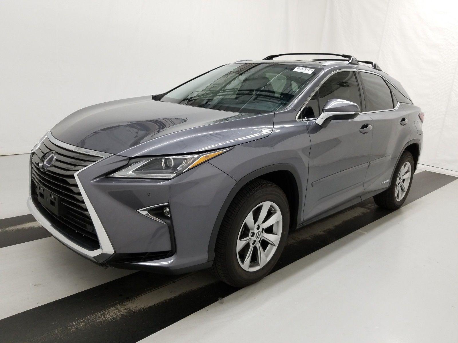 2018 Lexus Rx 3.5. Lot 99920921519 Vin 2T2BGMCAXJC023790