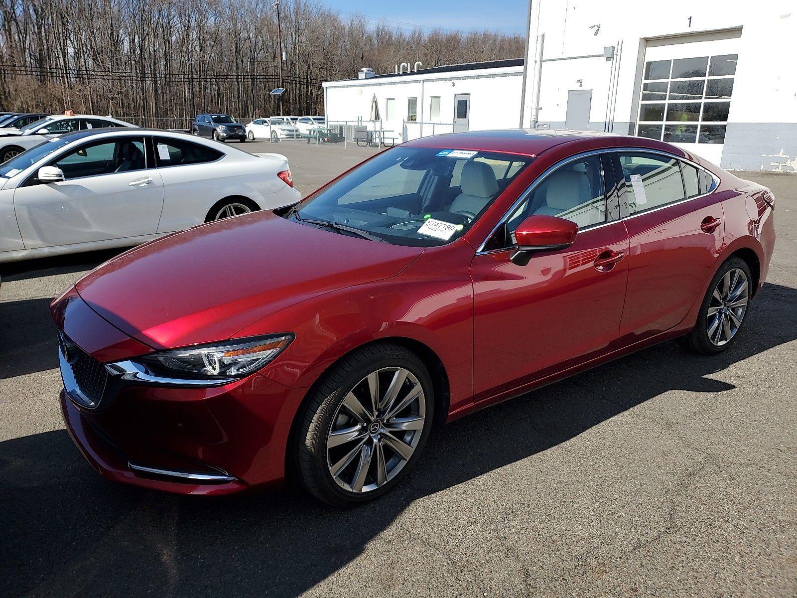 2019 Mazda6 2.5. Lot 99917343496 Vin JM1GL1XY9K1501344