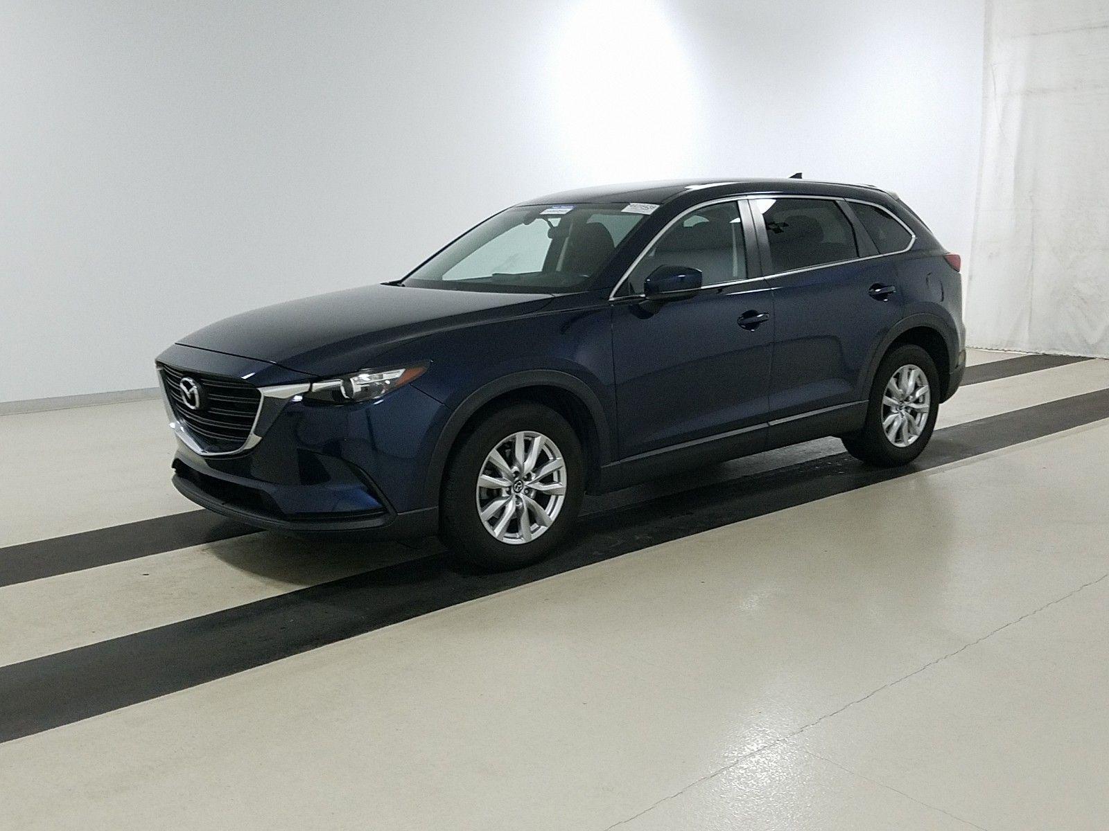 2017 Mazda Cx-9 2.5. Lot 99915815079 Vin JM3TCABY4H0127236