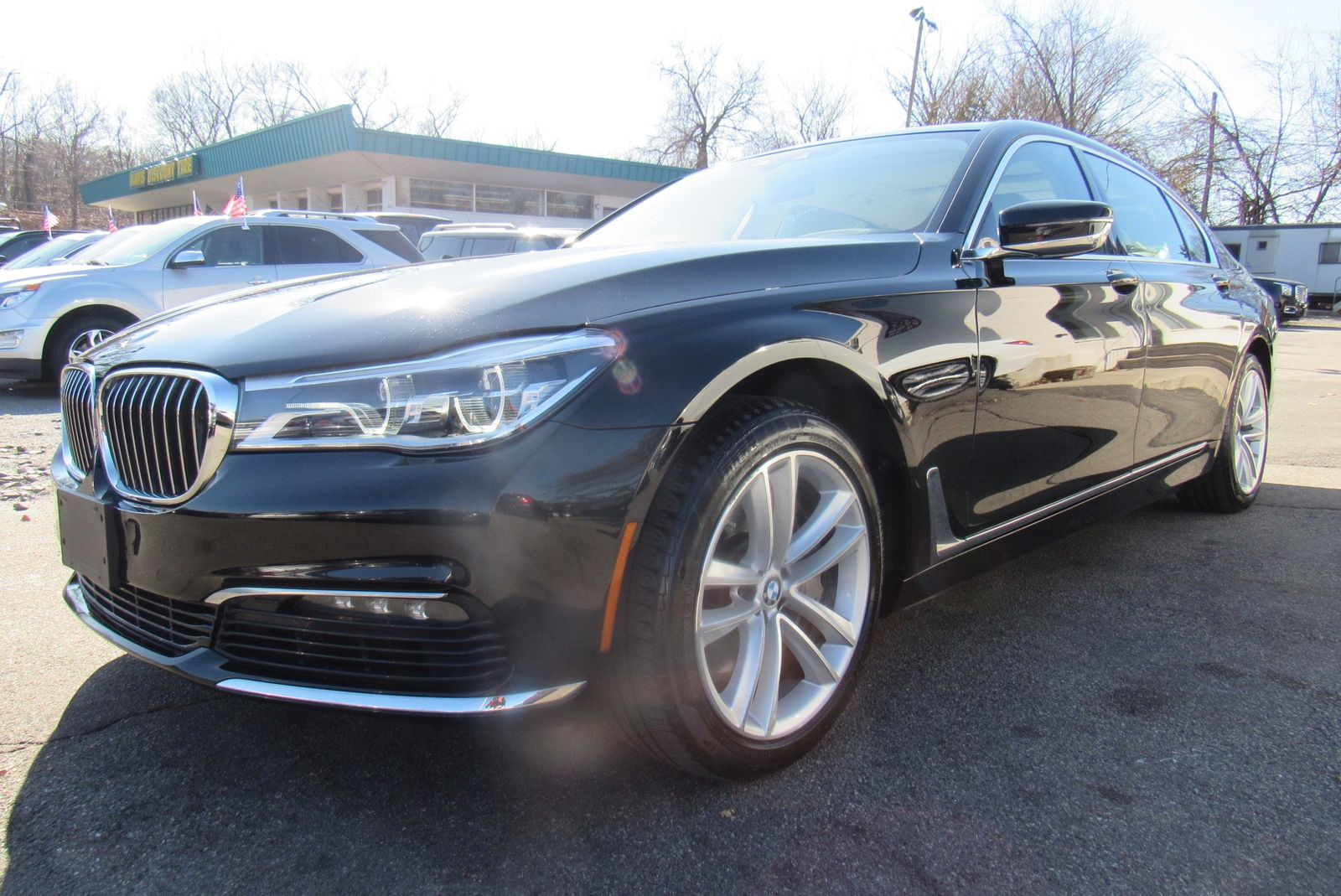 2016 BMW 7 . Lot 999185837977 Vin WBA7F2C57GG420093