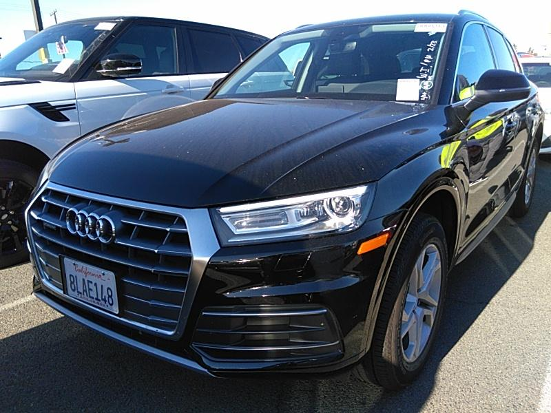 2019 Audi Q5 2.0. Lot 999186305862 Vin WA1ANAFYXK2109754