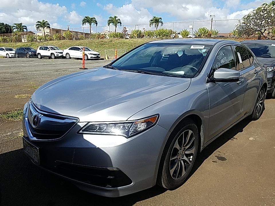 2017 Acura Tlx 2.4. Lot 99911008425 Vin 19UUB1F33HA006093