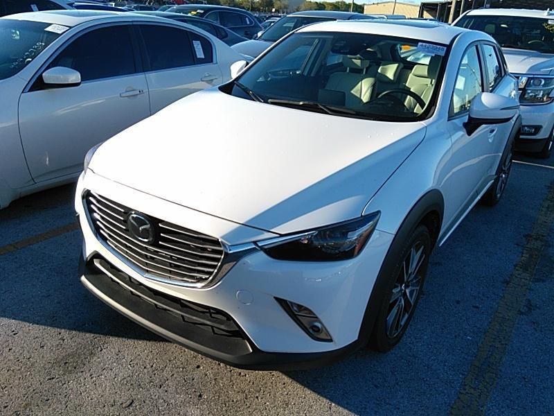 2017 Mazda Cx-3 2.0. Lot 99915825318 Vin JM1DKDD70H0149787