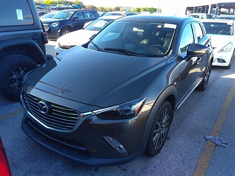 2017 Mazda Cx-3 2.0. Lot 99915825627 Vin JM1DKFD7XH0151204