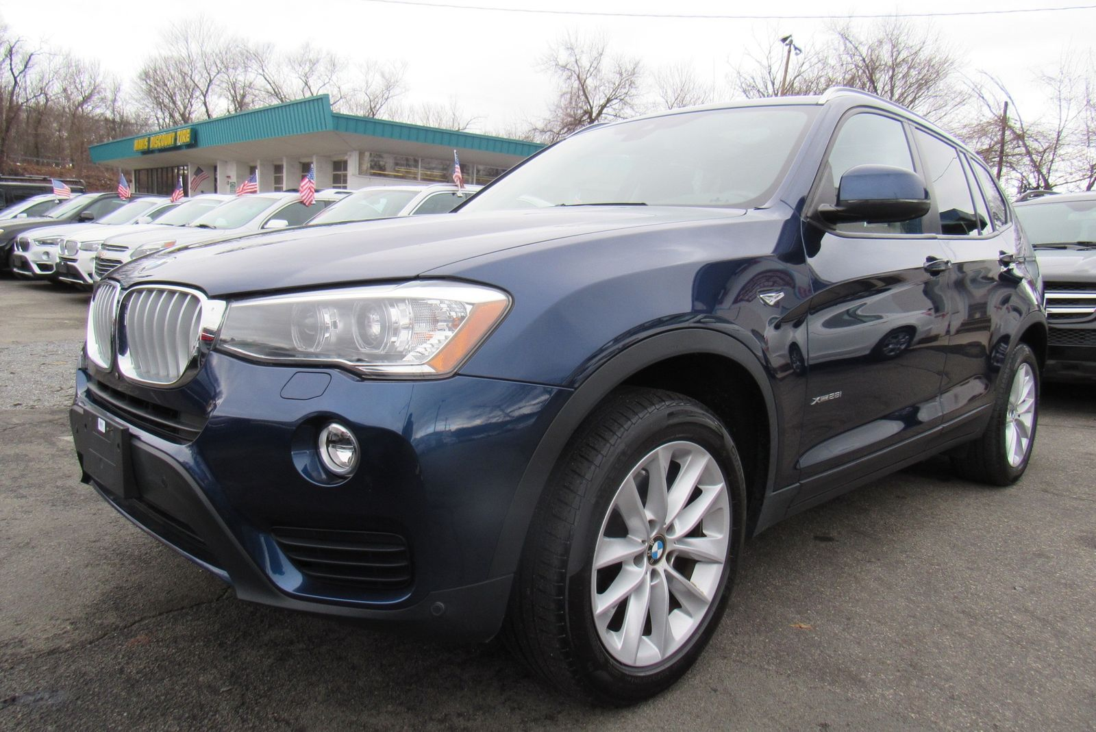 2017 BMW X3 . Lot 999186418356 Vin 5UXWX9C3XH0W66650