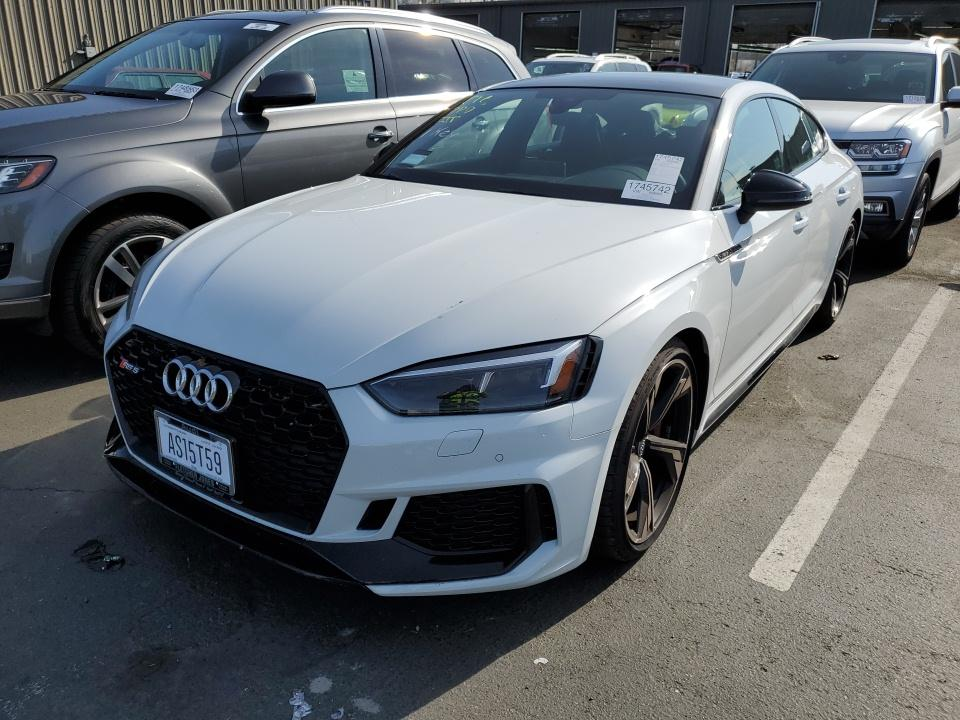 2019 Audi Rs 5 2.9. Lot 99912203931 Vin WUABWCF51KA906685