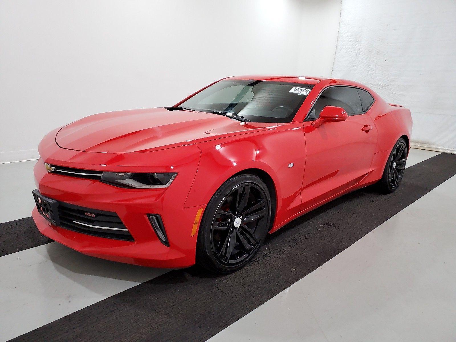 2018 Chevrolet Camaro 3.6. Lot 99913819194 Vin 1G1FB1RS7J0132682