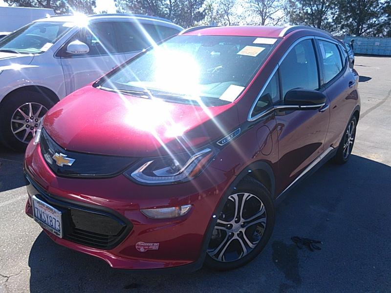 2017 Chevrolet Bolt ev . Lot 99911443708 Vin 1G1FX6S05H4134232