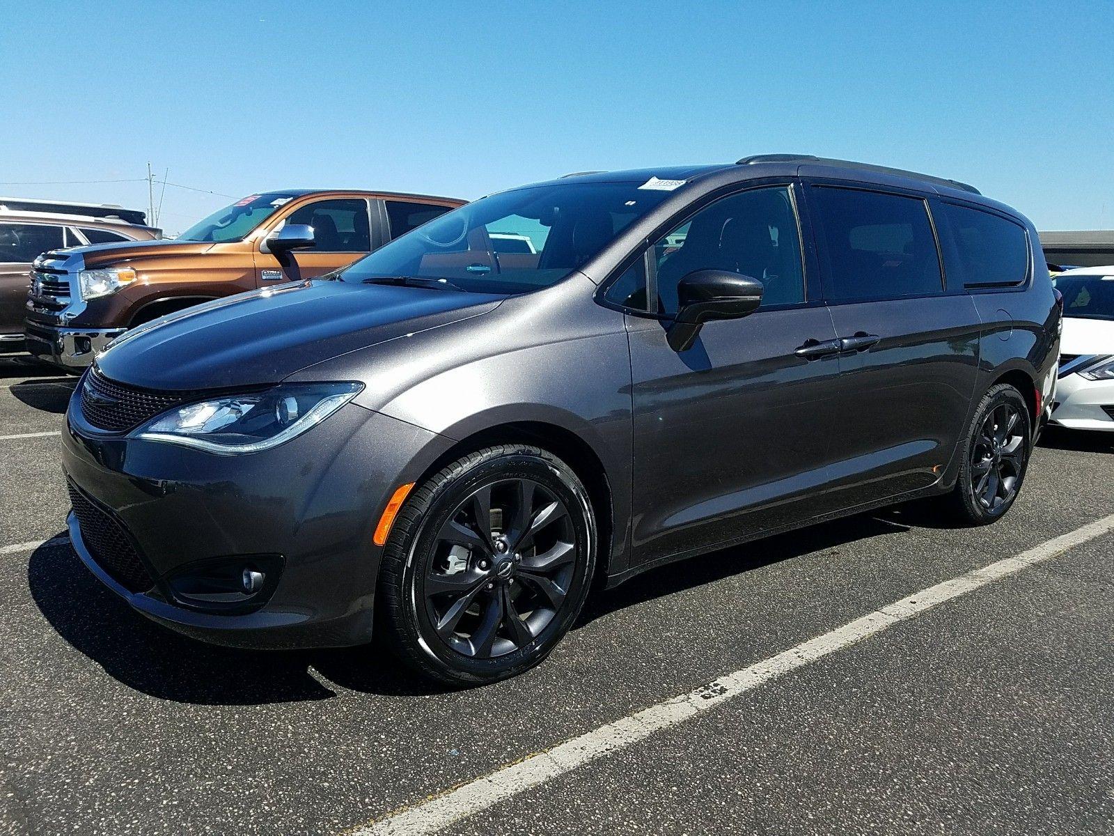 2019 Chrysler Pacifica 3.6. Lot 99915807866 Vin 2C4RC1GG4KR720398