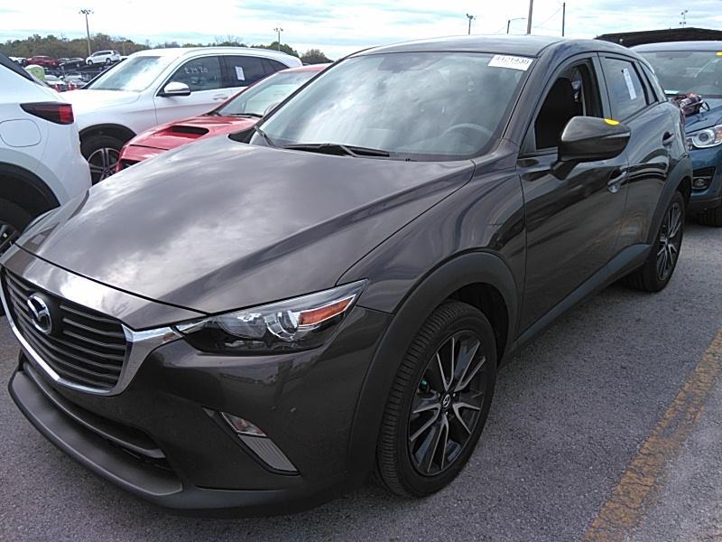 2017 Mazda Cx-3 2.0. Lot 99915822648 Vin JM1DKDC72H0175776