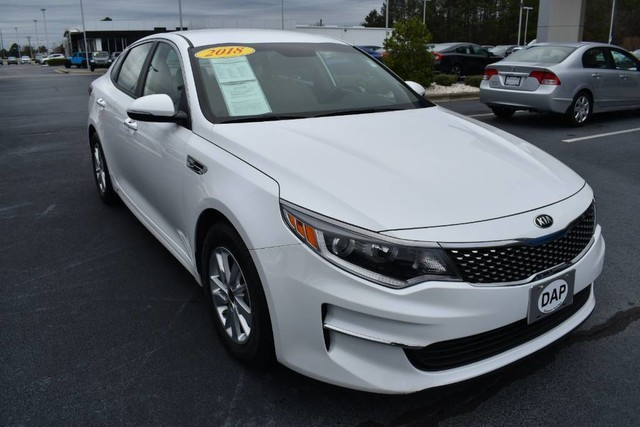 2018 Kia Optima . Lot 999186823892 Vin 5XXGT4L30JG221505