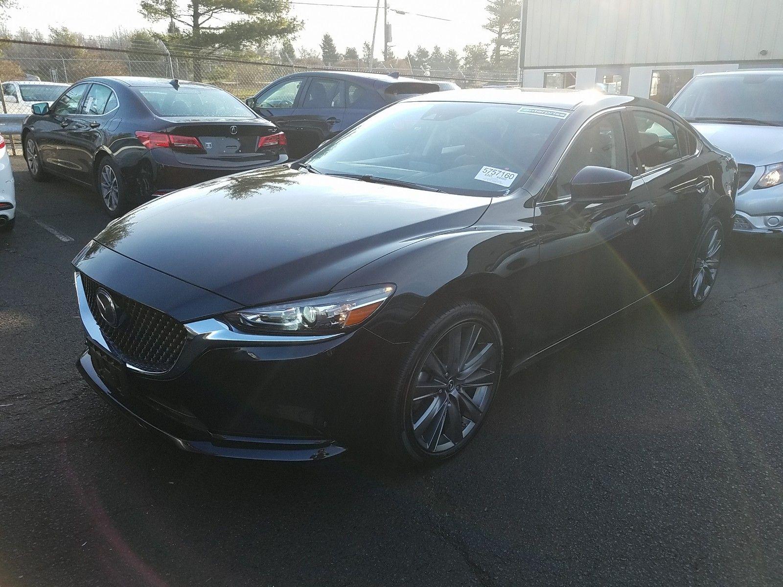 2019 Mazda6 2.5. Lot 99917357536 Vin JM1GL1VM9K1500923